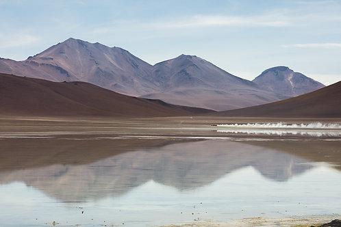 Laguna Blanca, Bolivia February 2016