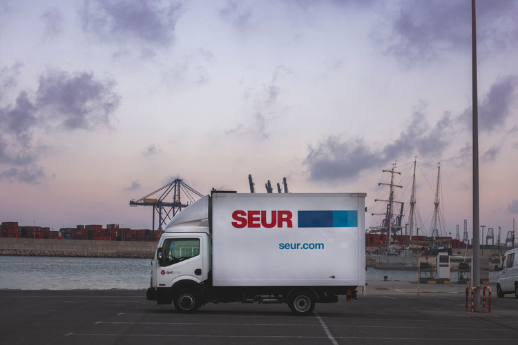 Seur Truck, Valencia, June 2017