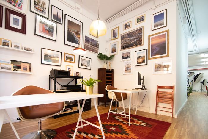 Alquiler Foto Estudio Valencia