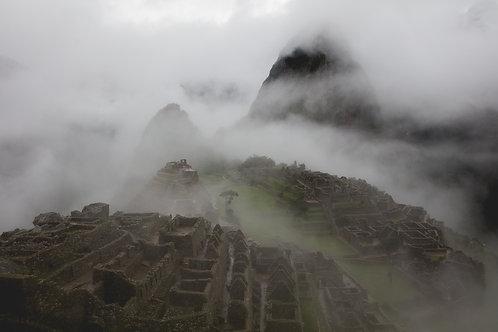 Machu Picchu,March 2016