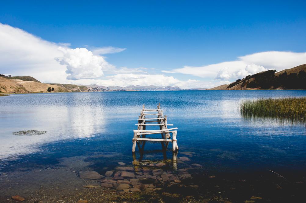 Isla del Sol, Lago Titicaca, Bolivia, March 2016