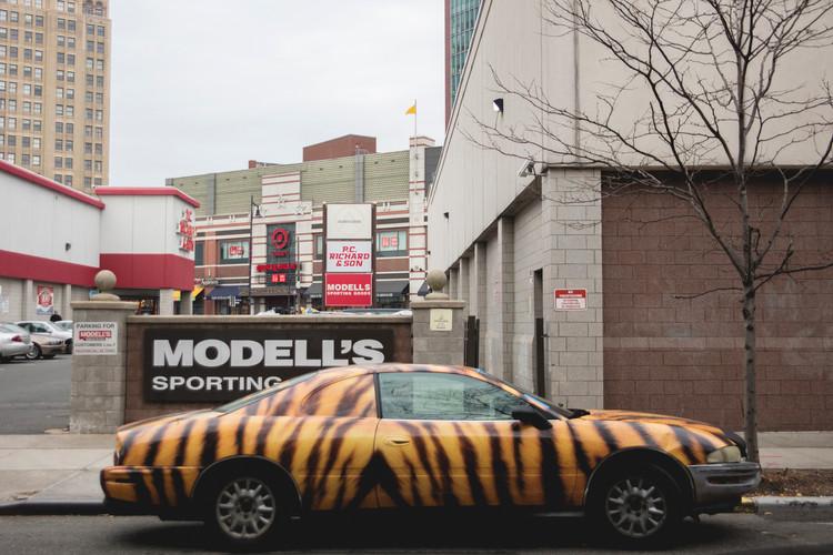 Car in Brooklyn, December 2015