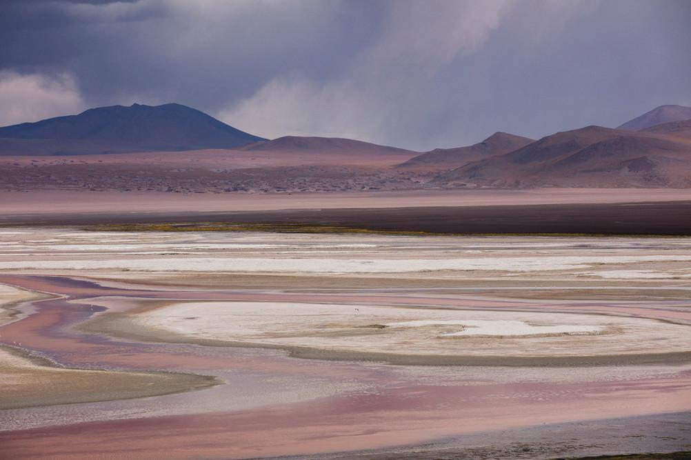 Laguna Colorada, Bolivia. February 2016