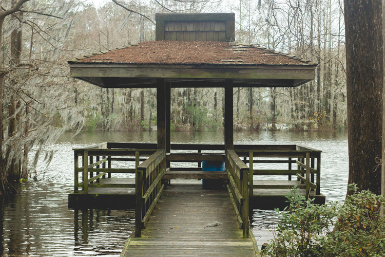 Porch in Wilmington's Park, December 2014