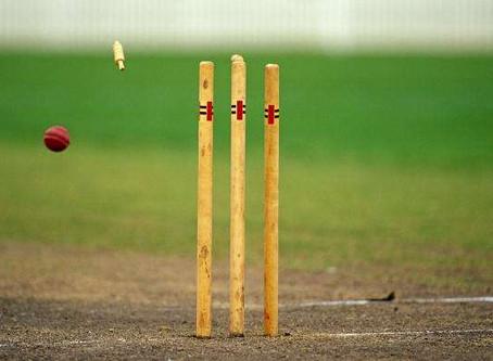 Senior cricket update
