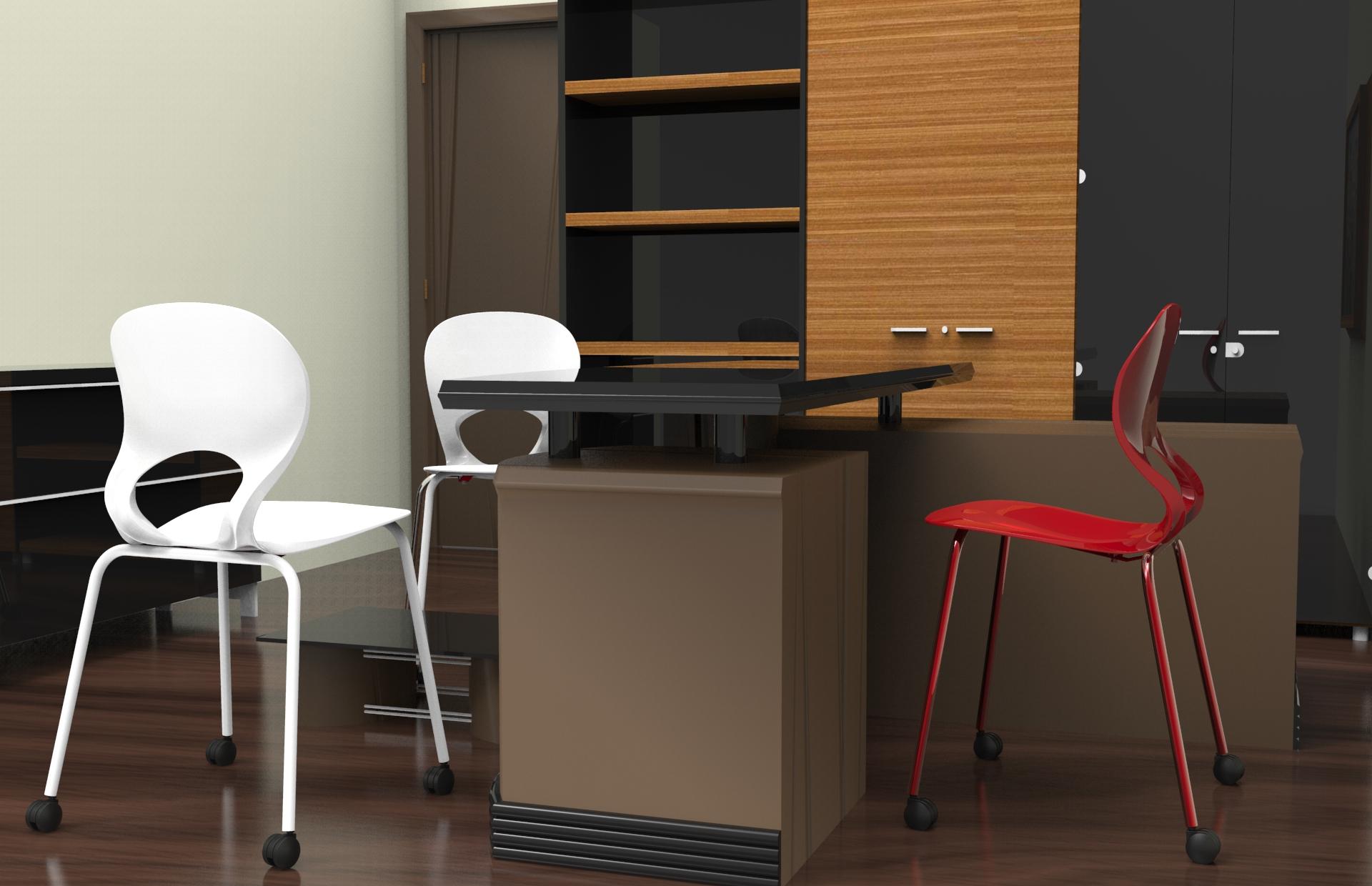 Cadeira Eclipse Office