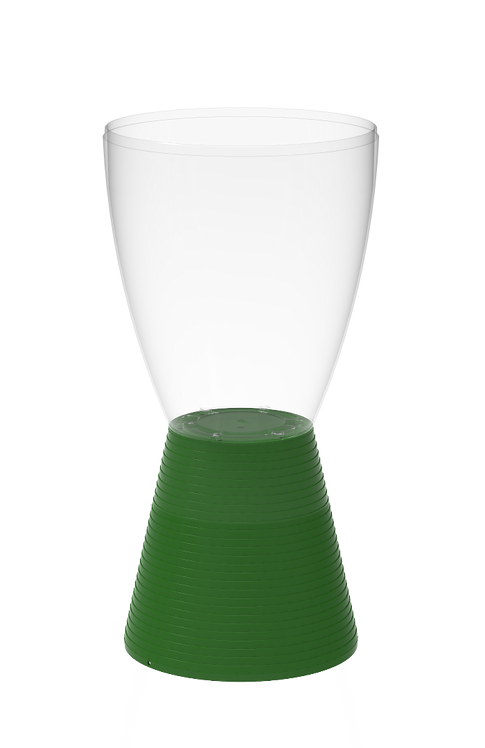 CARBO POLYCARBONATE ICE BUCEKT