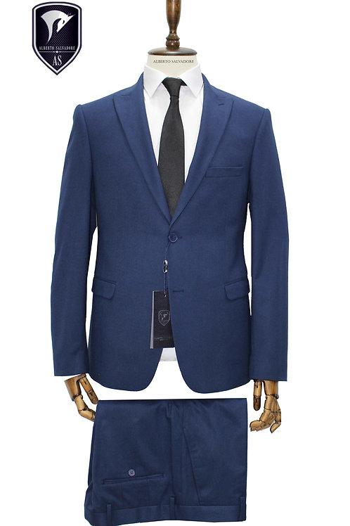 Koyu Mavi Takım Elbise