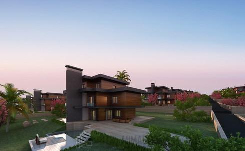 Libya Villa Sitesi