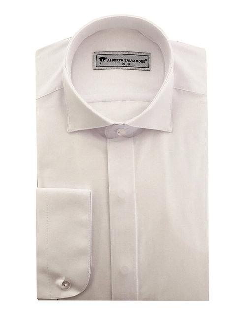 Beyaz Ata Yaka Gömlek