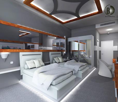 Saruhan Hotel Room