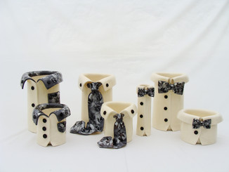 Gray Leaf Vases.JPG