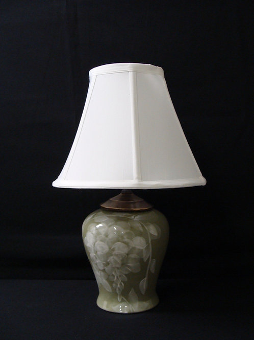 Sage Wisteria Lamps