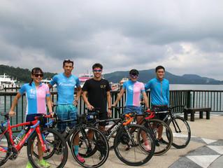 Team Keng Sports的日月潭鐵人三項錦標賽