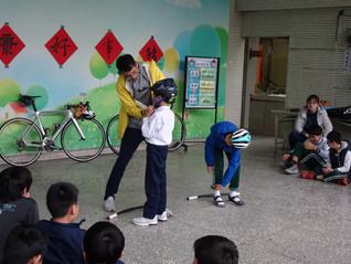 北市國語實小 - 單車講習