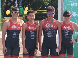 Team Keng Sports在墾丁WeFight鐵人三項嘉年華
