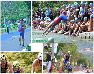 Keng Sports在梅花湖鐵人三項全國錦標賽