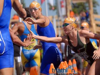 「賽事報報」奧運三項全新項目 - 團隊混合接力Mixed Team Relay