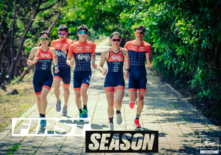 「Team Keng Sports第一季總結」
