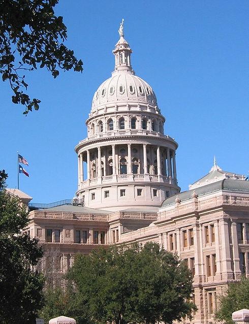 Texas Capitol & Senate