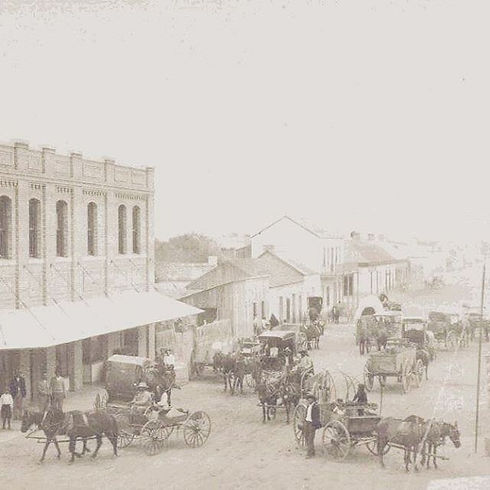 Historic Downtown Rio Grande City