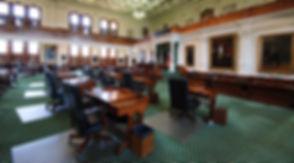 Texas Senate Chamber