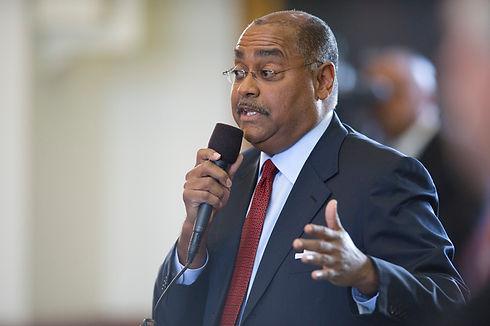 Texas Senator Rodney Ellis