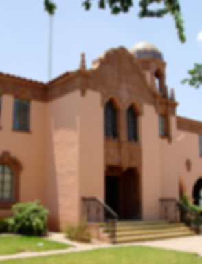Historic Weslaco City Hall