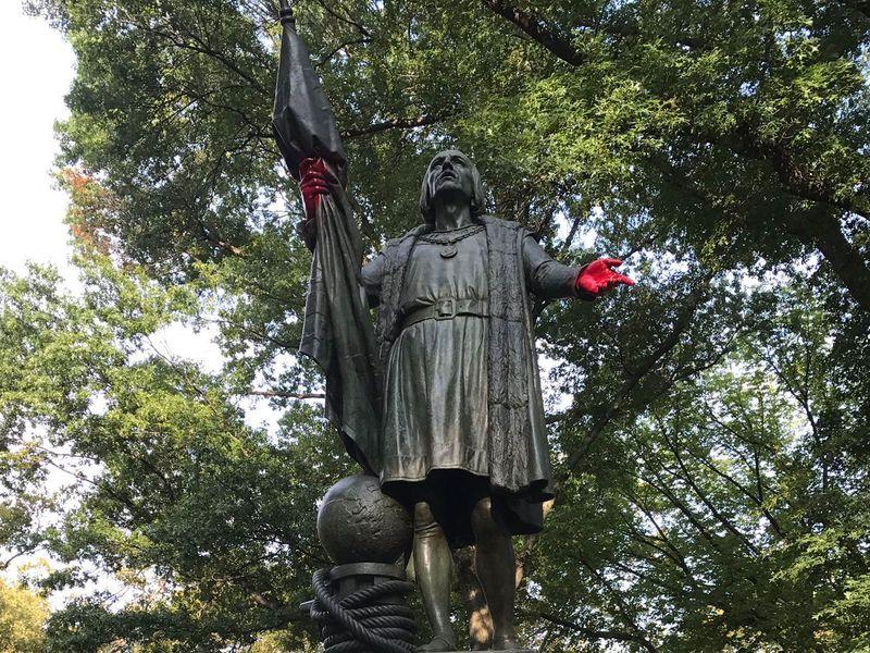 Cristobal Colon (aka Christopher Columbus)