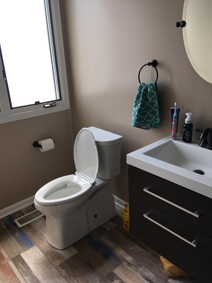 Bathroom Insallillation