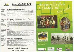 Lamastre - França