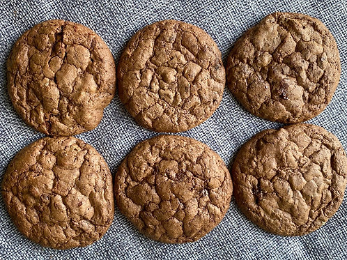 Chocolate chip Rye cookies 1 dz