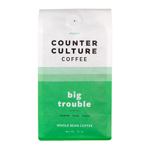 Counter Culture Whole Beans - Big Trouble 12oz