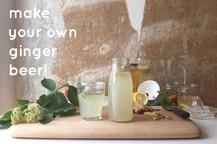 Workshop: Make Your Own Ginger Beer!
