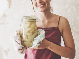 hu! Preserves Pears