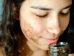 DIY Natural Facial Exfoliator