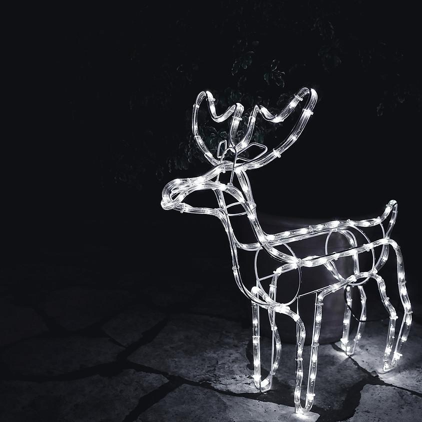 Creativ Weihnachtsmarkt im Arkadenhof des Landhauses