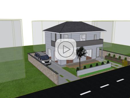 3次元を使った住宅提案
