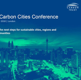 Low Carbon Cities Conference 2018