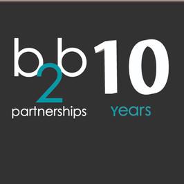 10 Years Of b2b partnerships
