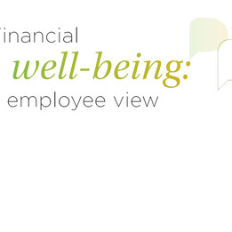 Can Financial Worries Impact The Well-being Of Employees In The Workplace?