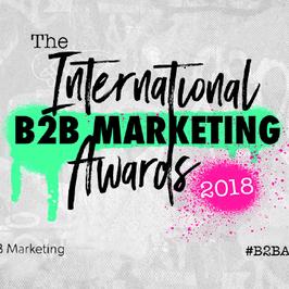 b2b partnerships Sponsoring 2018 B2B Marketing Awards