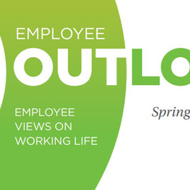 Is technology affecting employee outlook within the UK?