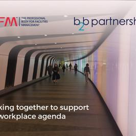 BIFM Set to Succeed Through New Strategic Partnership with b2b