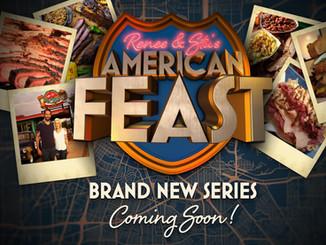 American Feast   UK Series Sponsorship