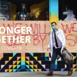 Collaborations for good during COVID-19 |Partnerships which are helping our community