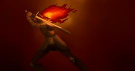 Flame Paladin