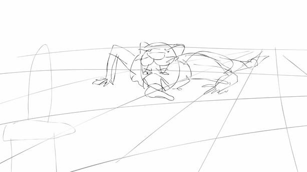 Fight Scene Animatic
