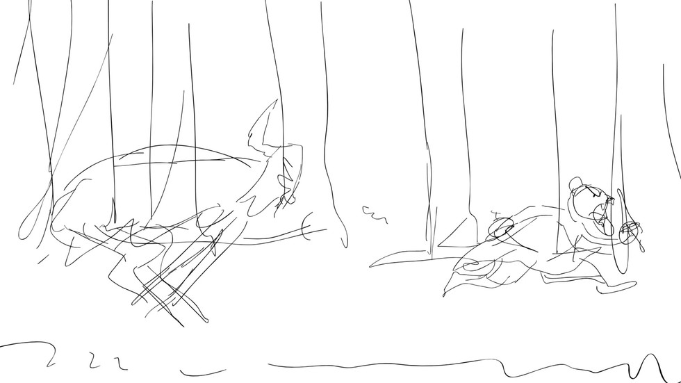 Action Sequence Animatic