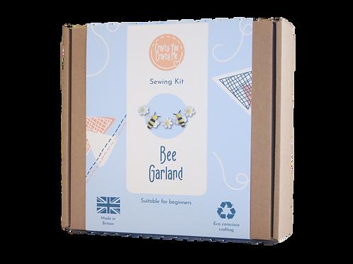 Bee Felt Garland Kit